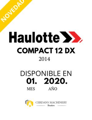 HA Compact 12 Dx PROXIMAMENTE