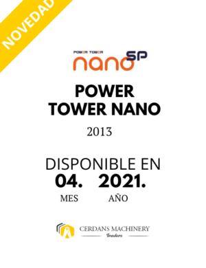 POWER TOWER NANO